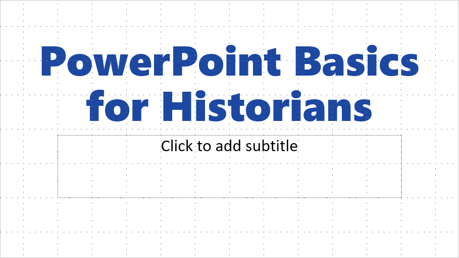 powerpoint-for-historians