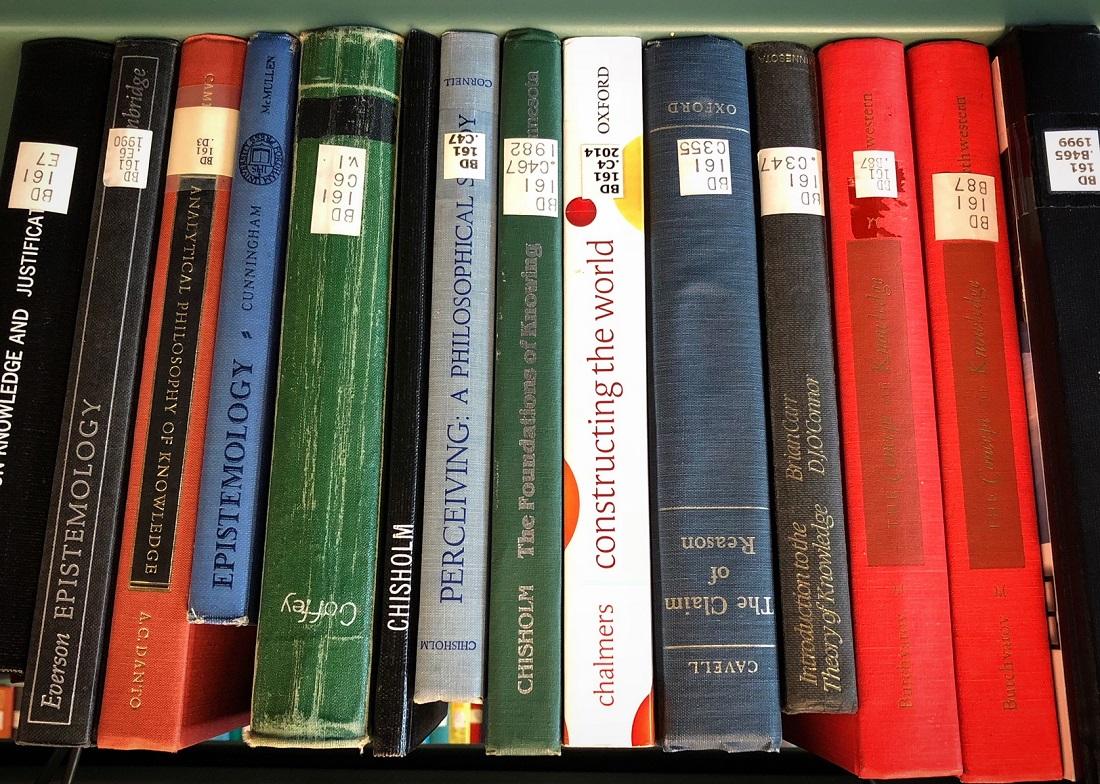 epistemologybooks