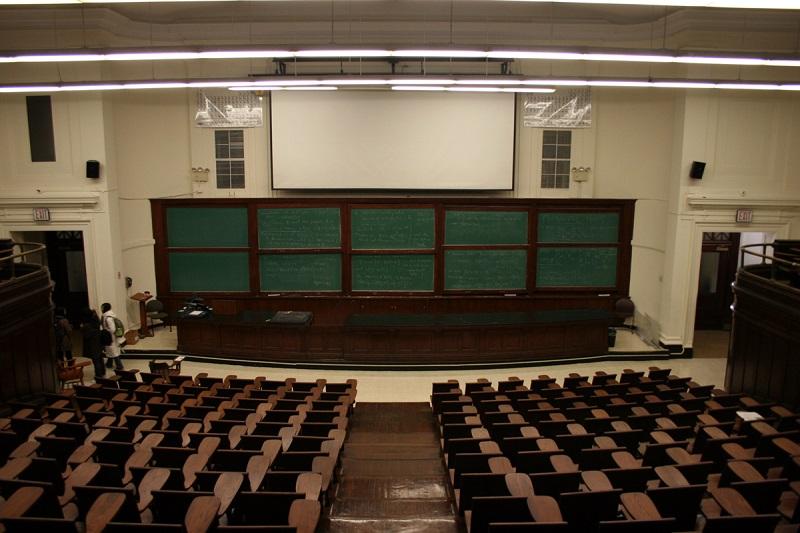 America's most movie-friendly classroom